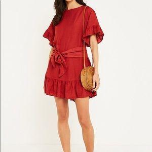 Urban Outfitters linen dress